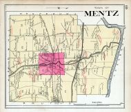 Mentz Town, Cayuga County 1904