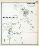 Sempronius Town 2, Dresserville, Cayuga County 1904