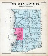 Springport, Cayuga County 1904