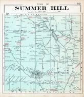 Summer Hill Town, Cayuga County 1904
