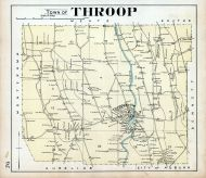 Throop Town, Cayuga County 1904