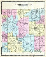 Arkwright Township, Joint, Canadaway Creek, Mud Lake, Chautauqua County 1881