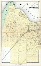 Dunkirk City - West, Chautauqua County 1881