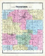 French Creek Township, Marvin P.O., Chautauqua County 1881