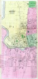 Jamestown - East 2, Chautauqua County 1881