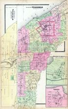 Westfield Township, Dewittville, Barcelona, Volusia P.O., Chautauqua County 1881
