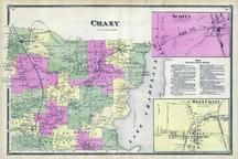 Chazy Township, West Chazy, Sciota, Ingraham, Clinton County 1869