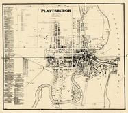 Town of Plattsburgh, Clinton County 1869
