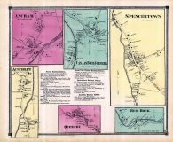 Ancram 002, Canaan Four Corners, Spencertown, Austerlitz 002, Queechy, Red Rock, Columbia County 1873