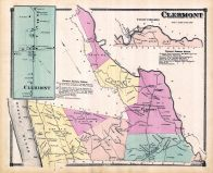 Clermont, Union Corners, Columbia County 1873
