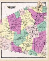 Ghent, Columbia County 1873