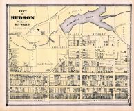 Hudson City-006, Columbia County 1873
