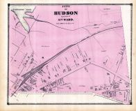 Hudson City-007, Columbia County 1873