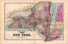 New York State Plan, Columbia County 1873