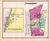 Stockport, Stuyvesant Landing, Columbia County 1873