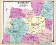 Taghkanic, Columbia County 1873