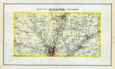 Homer Township, Cortland County 1876