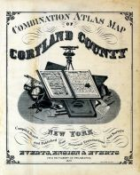 Title Page, Cortland County 1876