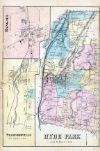 Hyde Park, Bangall, Stanfordville, Dutchess County 1876