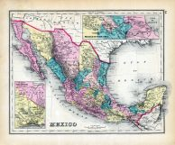 Mexico Map, Dutchess County 1876
