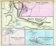 Wing Station, Dover South, Oswego Village, Verbank Village, Dutchess County 1876
