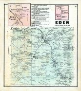 Eden, Erie County 1866