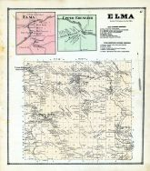 Elma, Upper Ebenezer, Erie County 1866