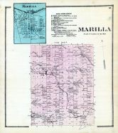 Marilla, Erie County 1866