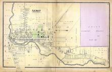 Akron, Erie County 1880