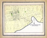 Lower Ebenezer, Erie County 1880