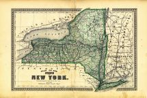 New York State - Plan, Erie County 1880