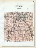 Aurora Town, Erie County 1909