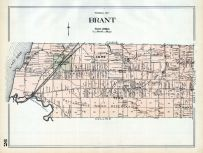 Brant Town, Erie County 1909