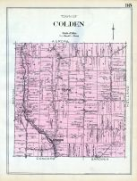 Colden Town, Erie County 1909