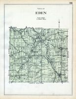 Eden Town, Erie County 1909