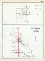 Getzville, Swormville, Erie County 1909