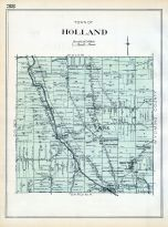 Holland Town, Erie County 1909