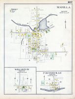 Marilla, Williston, Porterville, Erie County 1909