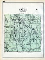 Wales Town, Erie County 1909