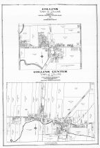 Collins - Collins, Colins Center, Erie County 1938