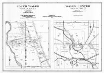 Wales - South Wales, Wales Center, Erie County 1938