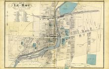 Le Roy 002, Genesee County 1876