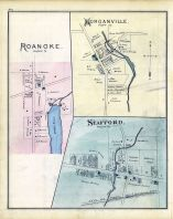 Roanoke, Morganville, Stafford, Genesee County 1876
