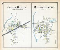 South Byron, Byron Center, Genesee County 1904