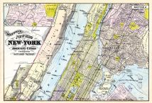 2, New York New Map, Adjacent Cities (Section 2)