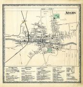 Adams Town, Jefferson County 1864
