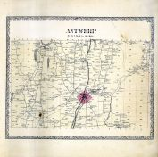 Antwerp, Jefferson County 1864