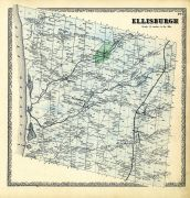 Ellisburgh, Jefferson County 1864
