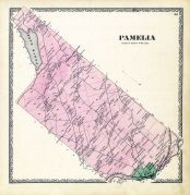 Pamelia, Jefferson County 1864