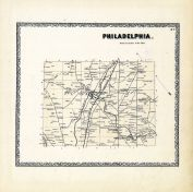 Philadelphia, Jefferson County 1864